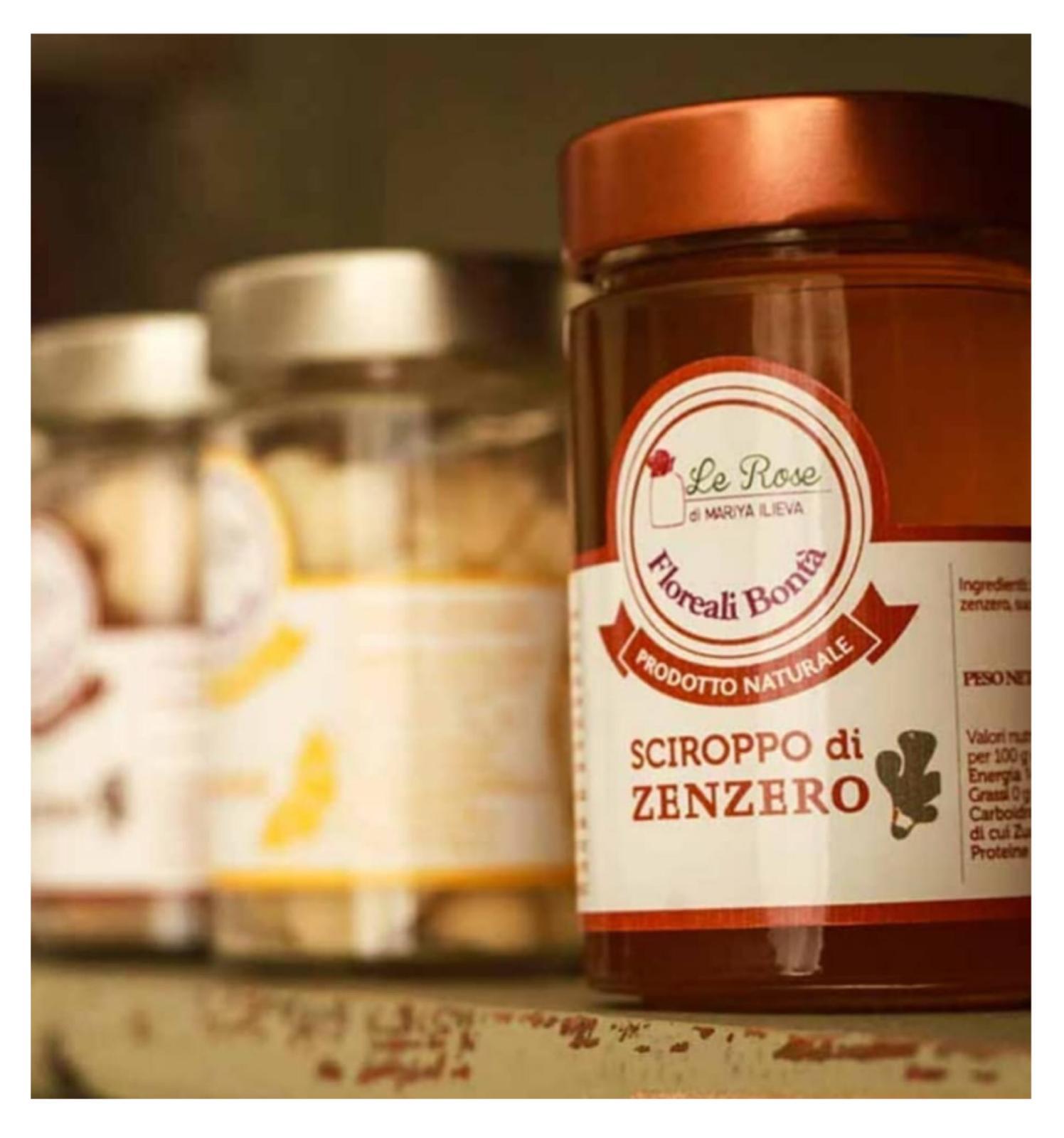 Sciroppo di Zenzero 220 ml
