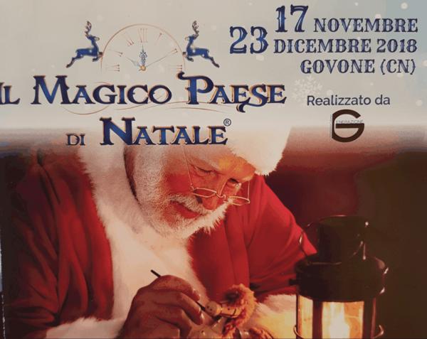 Magico paese di Natale - Govone (CN) 2018